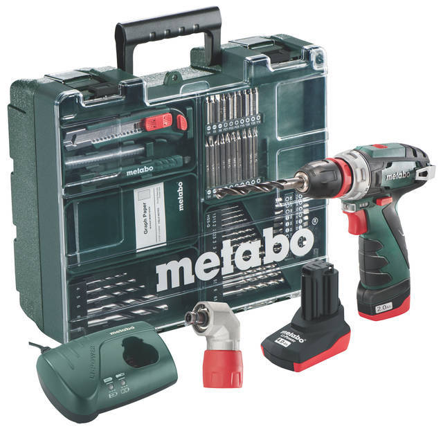 METABO POWERMAXX BS QUICK PRO 600157880
